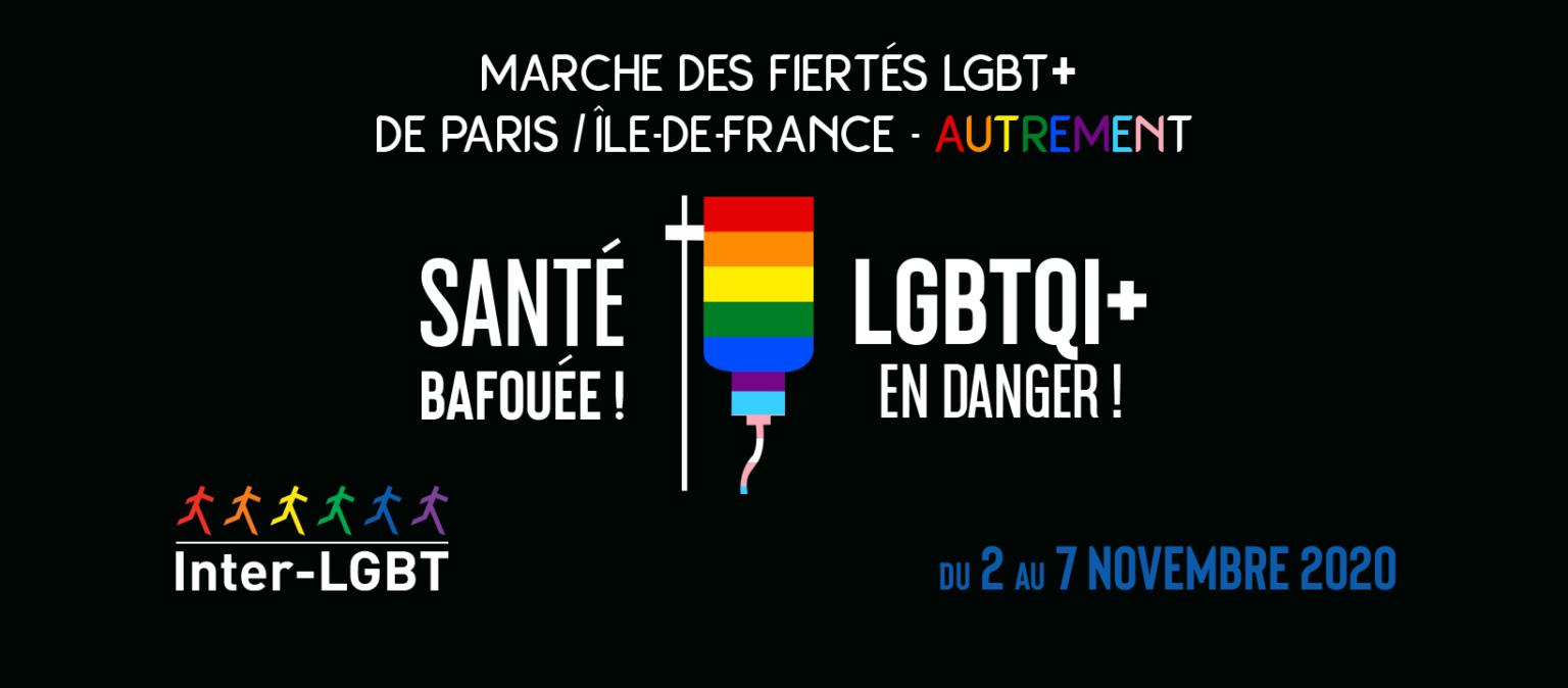 Table-ronde sur la Santé des personnes LGBTQI+ demandeuses d'asile du samedi 7 novembre 2020